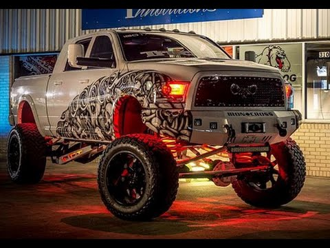 @RIGEMHICKS INSANELY SICK, TRICKED OUT DODGE!! - YouTube