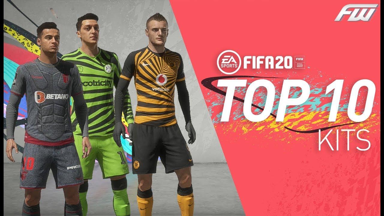 FIFA 20 Kits   FUTBIN