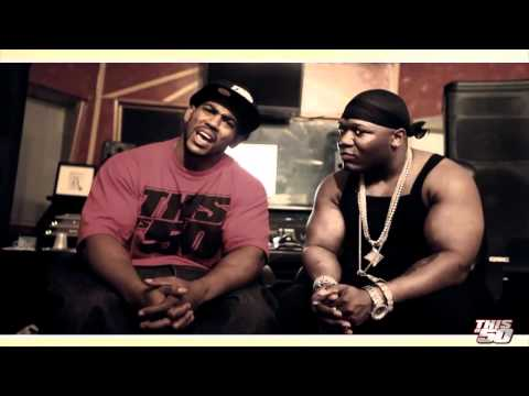 Thisis50 YOUNG JACK THRILLER  Interview With B Pumper  Walks The Streets Of New York