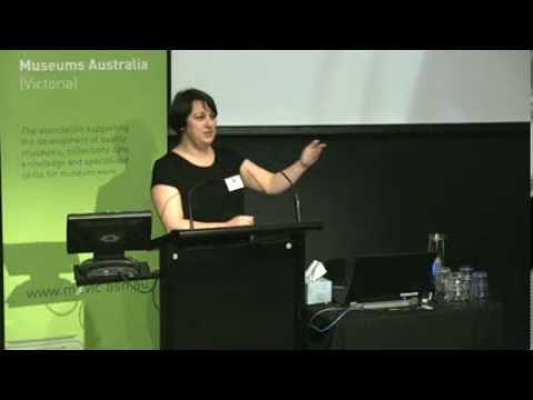 Online Museum Training - Developing Diverse Audiences - Veronica Pardo, Arts Access Victoria