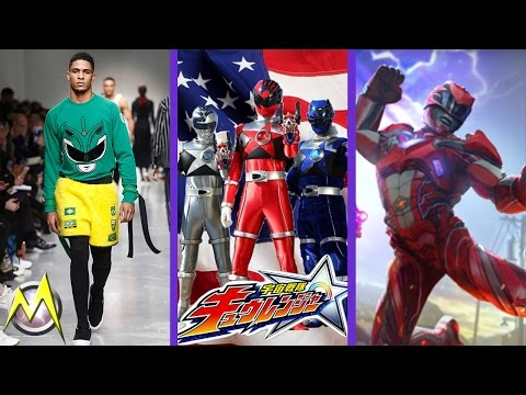 Mighty Morphin Fashion Rangers, U.S. Impact on Super Sentai, Ranger vs. Ranger? - The Viewing Globe