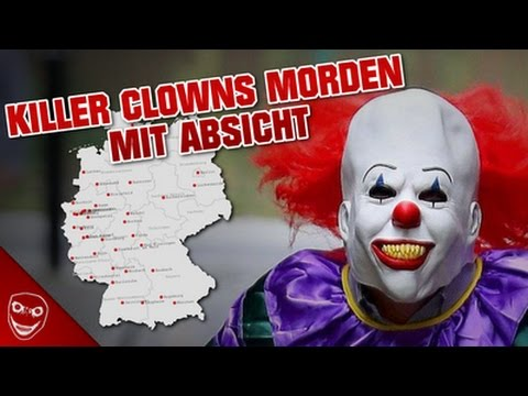 clown in deutschland