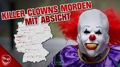Horror-Clowns! Die gefährlichsten Orte in DEUTSCHLAND!