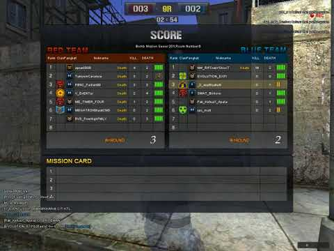 Point Blank Garena Indonesia - Cheater  Belgedes !!!
