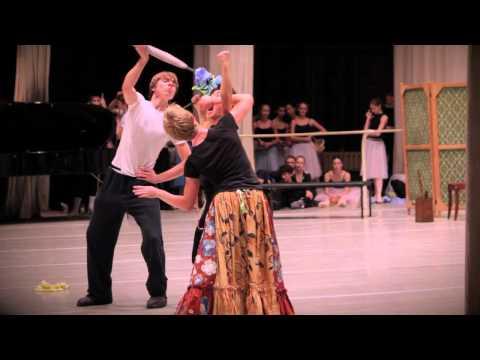 4 - Bolshoi Ballet Academy VideoBlog