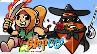 Slap City Part 1: The Slap Rookie!