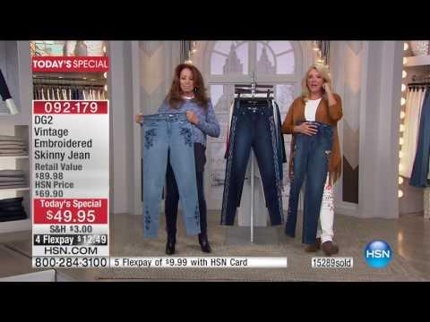 HSN | Diane Gilman Fashions 01.07.2017 - 01 AM