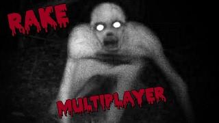 Rake Multiplayer | HORROR GAME! ПЕРВЫЙ РАЗ! ШОК! БЕЗ СМС!