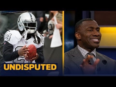 Marshawn Lynch practices with old high school team - Skip and Shannon react | UNDISPUTED
