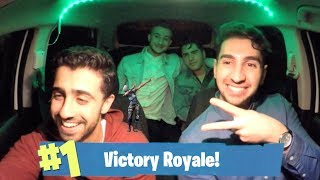 Fortnite Fridays (Funny Uber Rides)