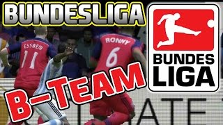 FIFA 15 Ultimate Team #33   BUNDESLIGA B-TEAM   Mal nicht die Standardspieler