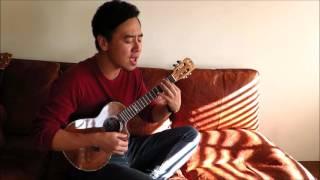 Shape Of My Heart (Sting) - Ukulele cover (one take)