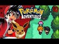 Pokemon Adventures Red Chapter Part 10 - GREEN CANT CONTROL IT! Rom hack Gameplay Walkthrough