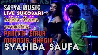 Download Ojo mung isun Syahiba saufa cover Satya music live Sukosari Blambangan muncar