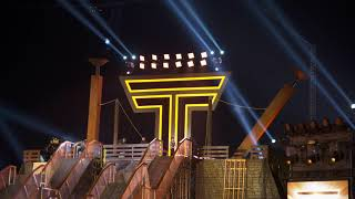 The Titan Games: Premiere B-Roll || #SocialNews.XYZ