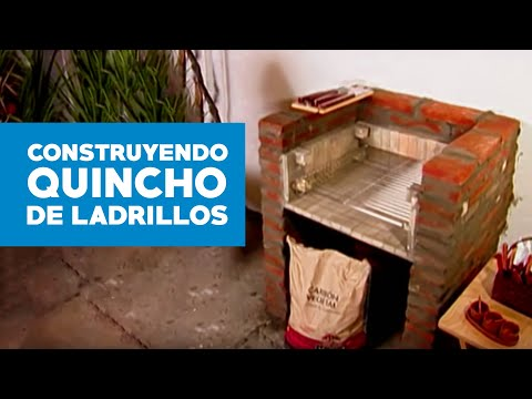 C mo construir un quincho de ladrillos youtube for Construccion de chimeneas de ladrillo