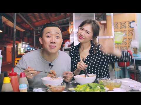 베트남 맛집(호치민) Hari Won&Trấn Thành 하리원 쩐탄