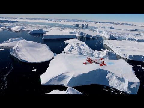 Chinese Expedition to Drill Ice Cores in Antarctica