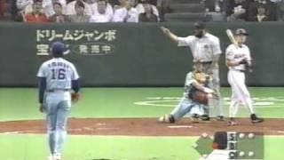 1997.6.4 巨人vsヤクルト9回戦 5/16