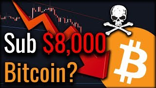 Bitcoin On The Move! WILL $8,000 HOLD?