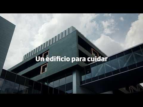 Un edificio para cuidar. Clínica Universidad de Navarra en Madrid