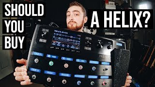 Should You Buy A Line 6 Helix?