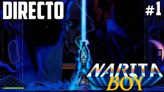 Vídeo Narita Boy