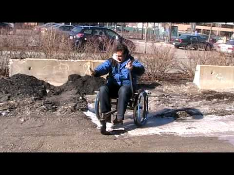 Leveraged Freedom Chair the leveraged freedom chair - youtube