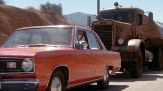 Duel Movie Filming Locations  Agua Dulce, Acton, and Canyon County California
