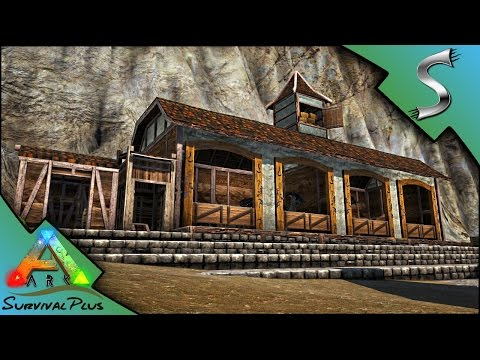 HORSE STABLES, OUTHOUSE FOR POOPING & EGG INCUBATION SHACK! - Ark: Survival Plus [Gameplay E18]