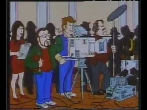 (Full VHS Version) Viz - Roger Mellie - The Man On The Telly (18)
