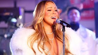 Mariah Carey - Current Belting/Chest Range LIVE! (A4-F#5)