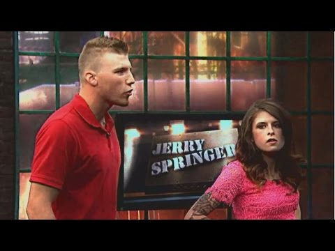 Jerry springer dating show