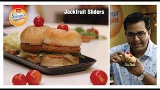 Jackfruit Sliders - #GetSummerBites