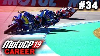MotoGP 19 Career Mode Gameplay Part 34 - SUZUKI DOMINATION! (MotoGP 2019 Game Career Mode PS4 / PC)