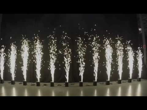 Sparkular Effects Machine Fireworks