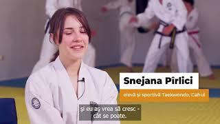 Combaterea stereotipurilor de gen prin Taekwondo în Moldova