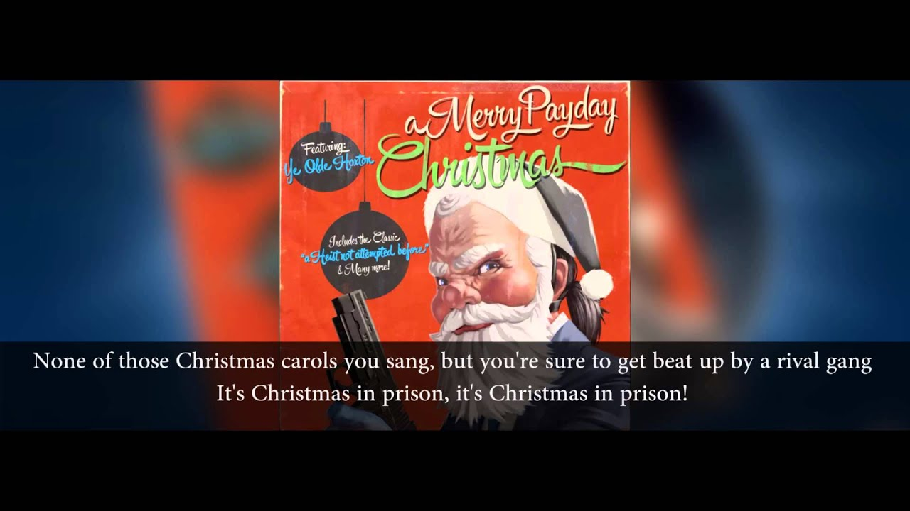 A Merry Payday Christmas - Christmas In Prison (with lyrics) - YouTube