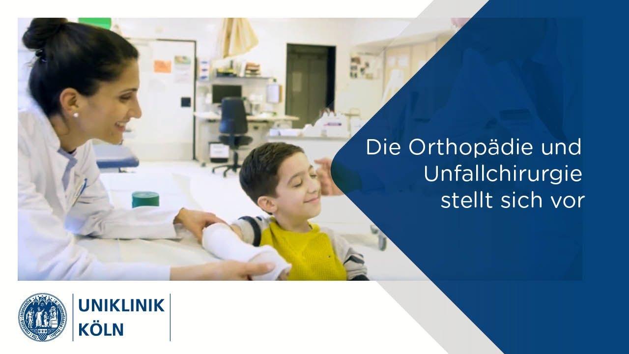 Uniklinik Köln Unfallchirurgie