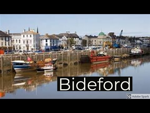 Travel Guide Bideford Devon UK Pros and Cons