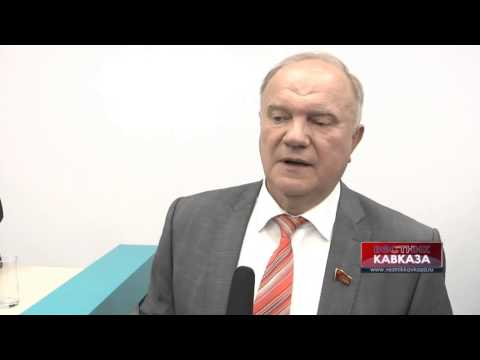 Azerbaijan has prepared brilliantly for the Baku 2015 European Games, Gennady Zyuganov says