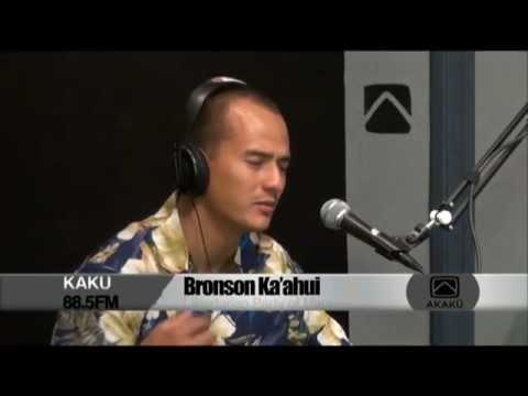 K AKU -  Bronson Kaahui