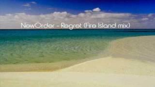 NewOrder - Regret (Fire Island mix)