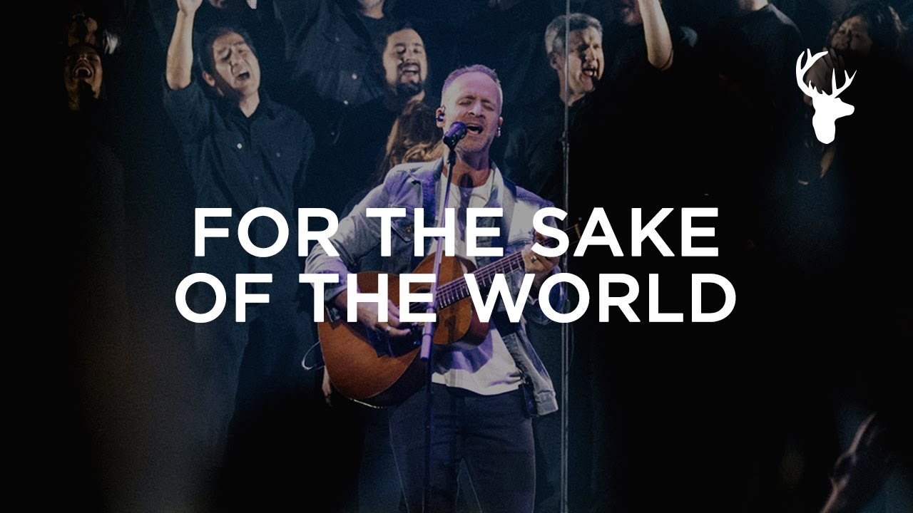 For The Sake Of The World - Brian Johnson | Heaven Come 2018