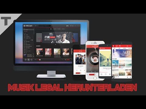 Musik legal und Kostenlos runterlanden [German/Deutsch]