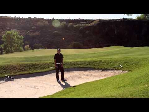 The Long Sand Bunker Shot – Quick Golf Tip