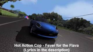 Hot Action Cop Fever for the Flava (Clean Version - Lyrics)