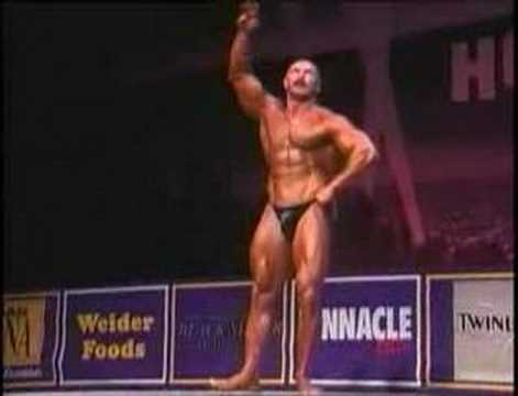 Amateur bodybuilding Masters competition natural 50