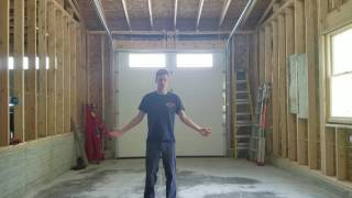 BendPak 2-Post Lift Requirements