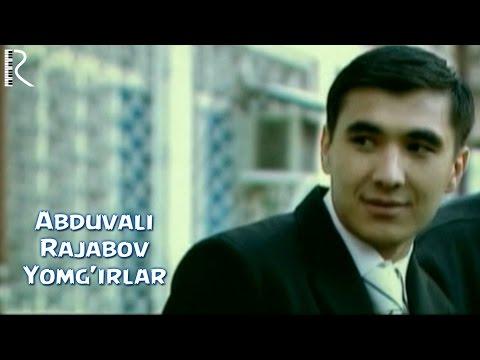Abduvali Rajabov - Yomg'irlar   Абдували Ражабов - Ёмгирлар #UydaQoling